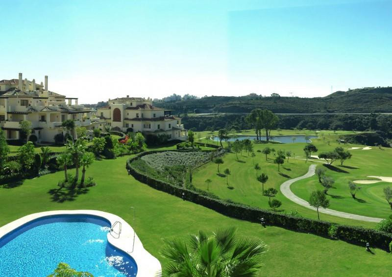 Fantastic 3 bedrooms and 3 bathroom ensuites appartment, first line Golf-Campanes de Golf, which is ,Spain