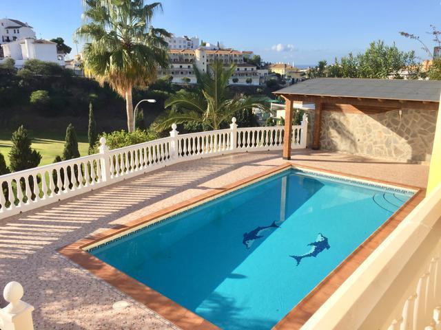 JUST REDUCED !!!!!!!!!  This is a big villa with 4 beds and 3 baths, the villa is right in front of ,Spain