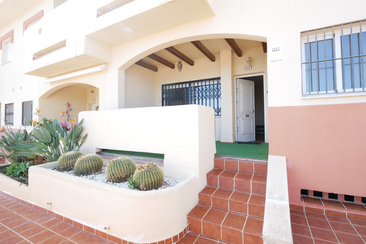 GREAT OPPORTUNITY IN LA CALA DE MIJAS!  Fantastic duplex apartment with unobstructed views of the mo,Spain