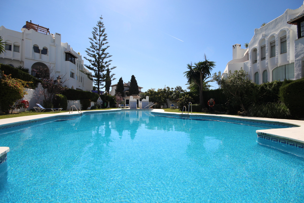 Fabulous property located in the lower part of Calahonda, Mijas Costa, just 10 minutes from the cent, Spain