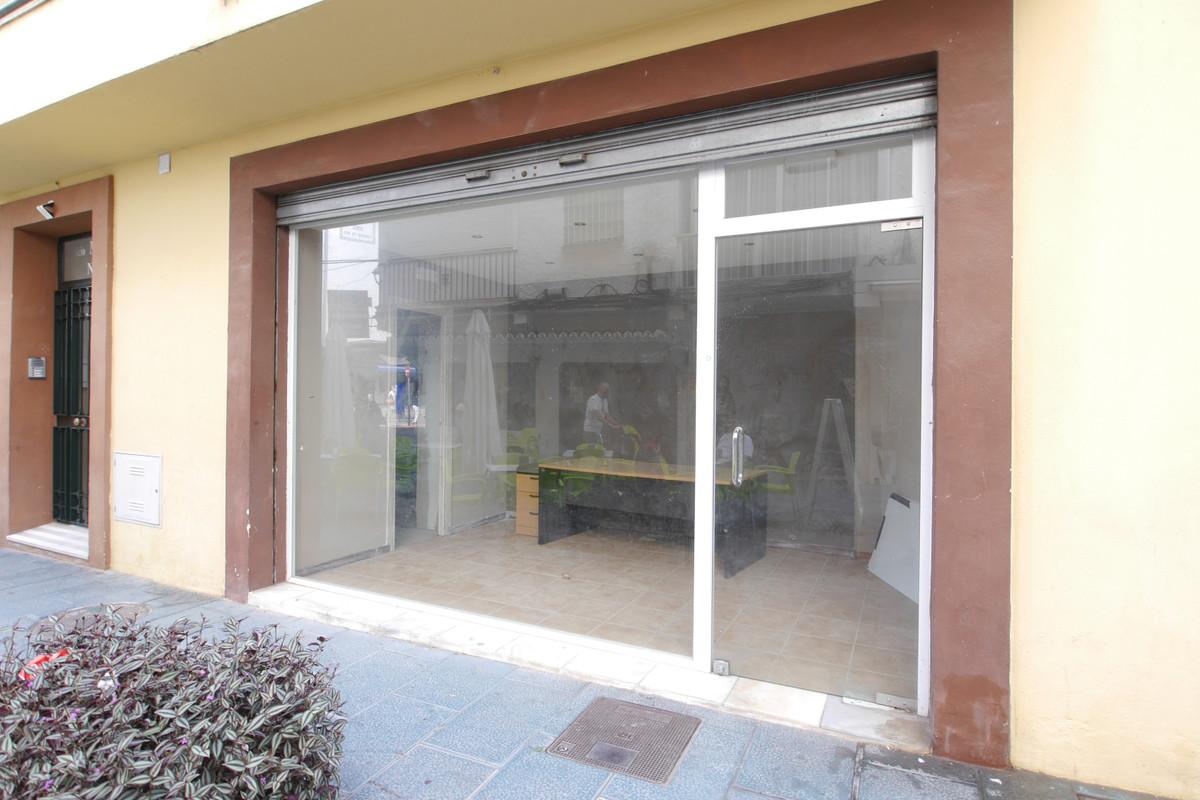 Commercial in San Pedro de Alcantara