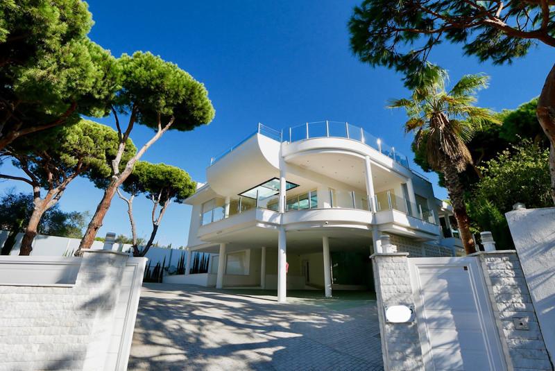 Marbella Banus Villa – Chalet en venta en Cabopino – R3552742
