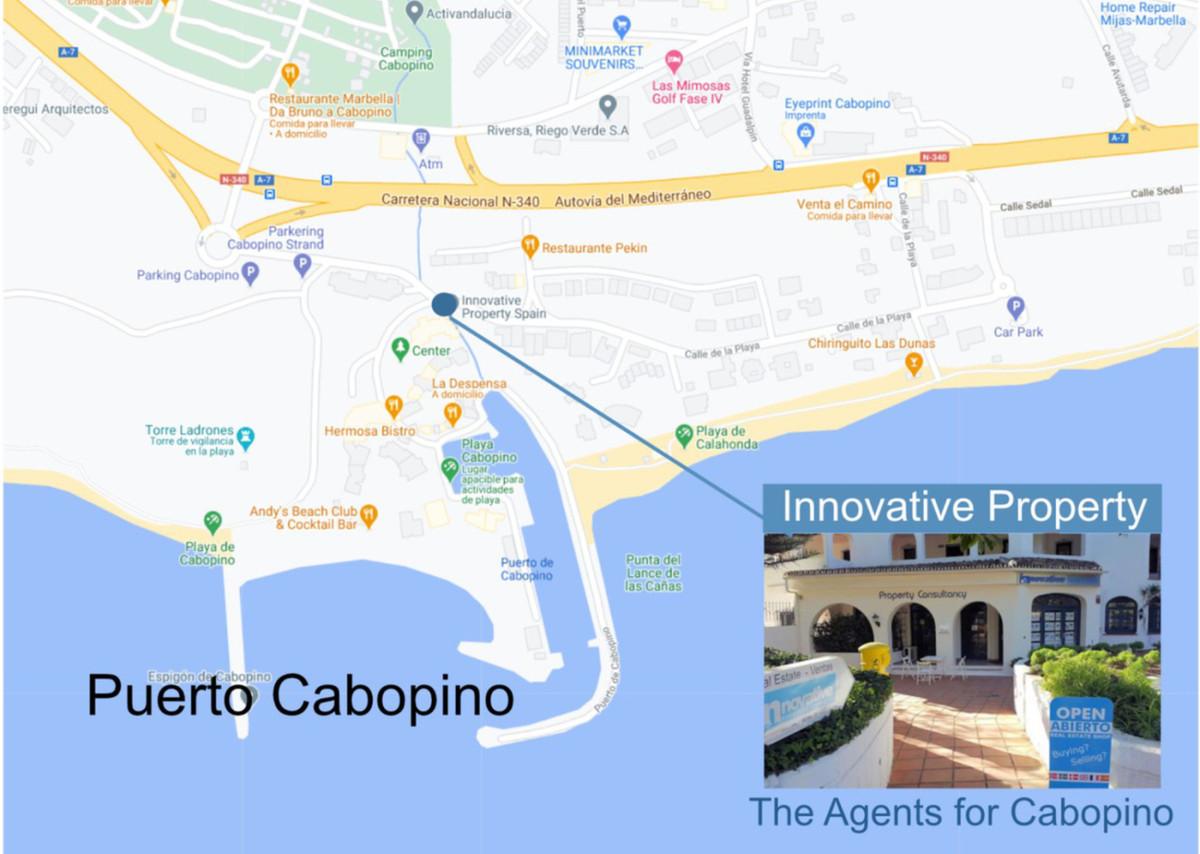 Ático  en venta en  Reserva de Marbella, Costa del Sol – R3312562