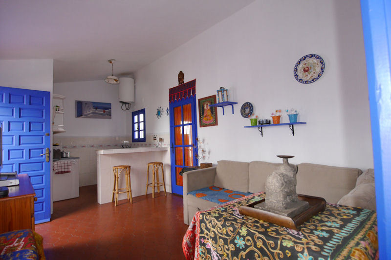 RENTED OUT!  AMAZING HOUSE LOCATED IN A TYPICAL SPANISH VILLAGE PUEBLITO BLANCO.CONSTA OF EVERYTHING,Spain