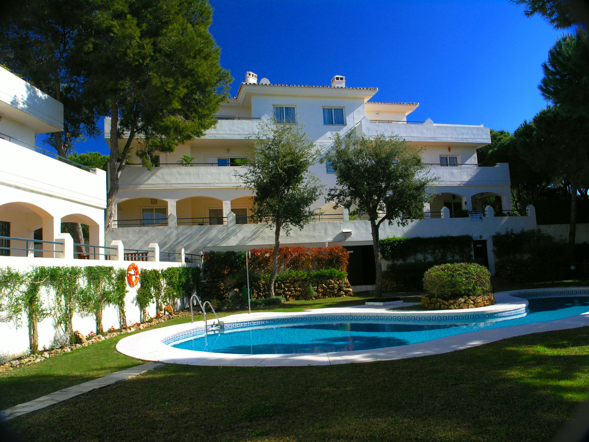 A much larger than average two bedroom apartment the could easily be converted into a three bedroom ,Spain