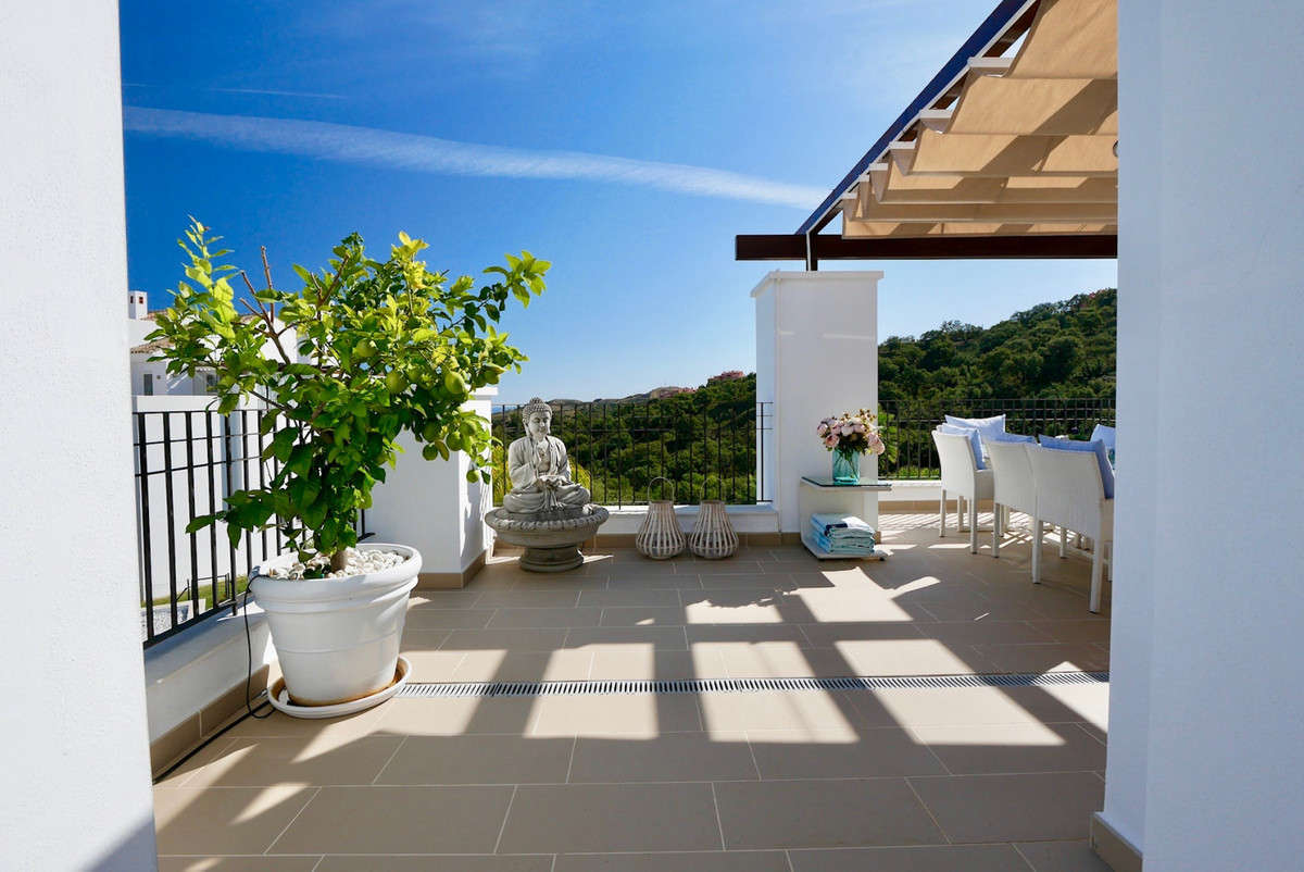 Penthouse in La Mairena