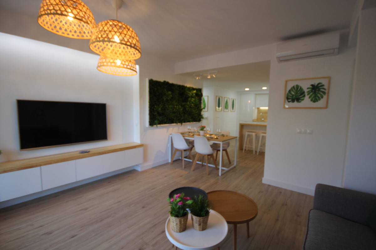 Property located in the lower part of Calahonda, Mijas Costa. Totally renovated.  It is 5 minutes fr, Spain