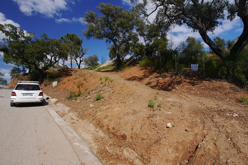 This is a fabulous building plot of 1,560 m2 in La Mairena with a great view over open countryside/m,Spain