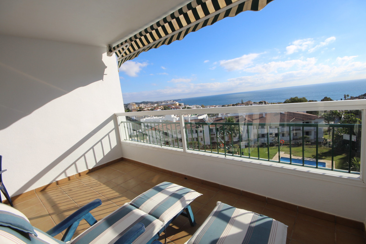 FABULOUS SEA VIEWS !!!  Exclusive urbanization, very well maintained with beautiful gardens and seve, Spain