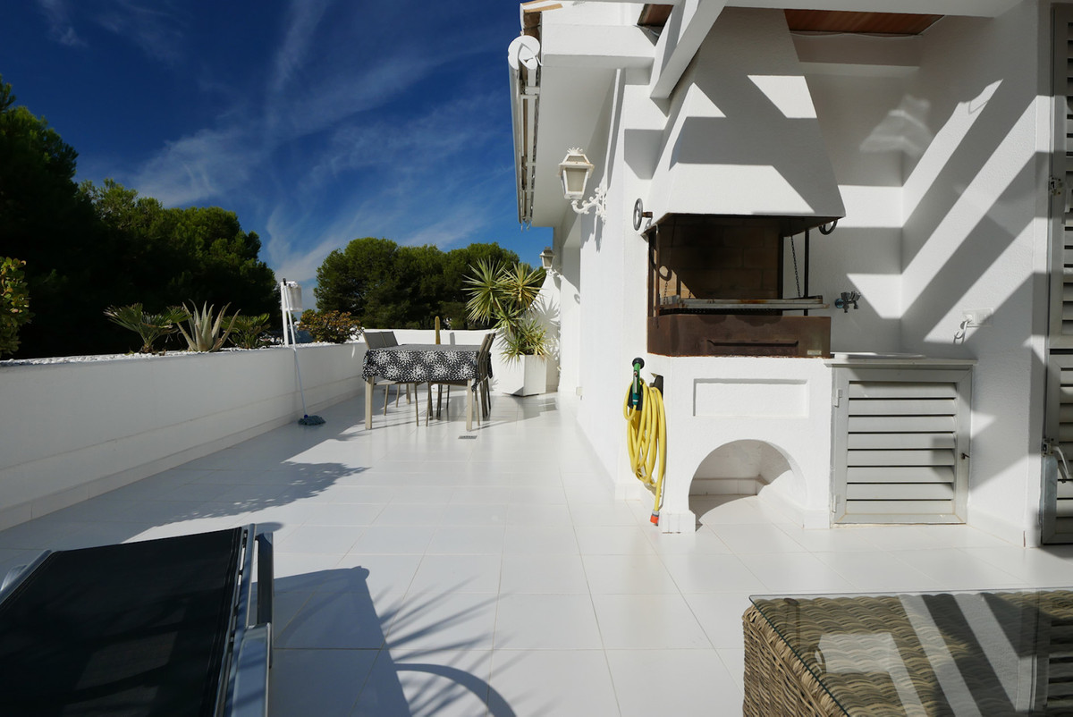 SOLD A super top floor apartment with two very sunny terraces. This property is in totally beautiful, Spain