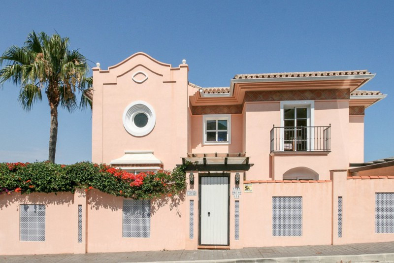 This is a fantastic villa with great views to the sea, mountains and the town of La Cala de Mijas. T,Spain