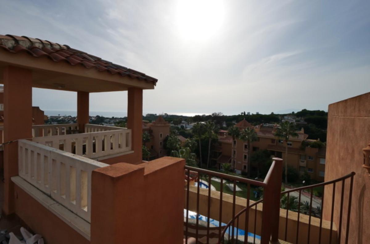 Marbella Banus Ático en Venta en Reserva de Marbella – R3520261