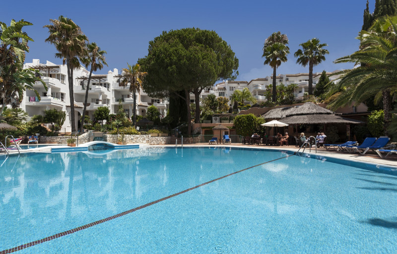 Middle Floor Apartment Mijas Golf