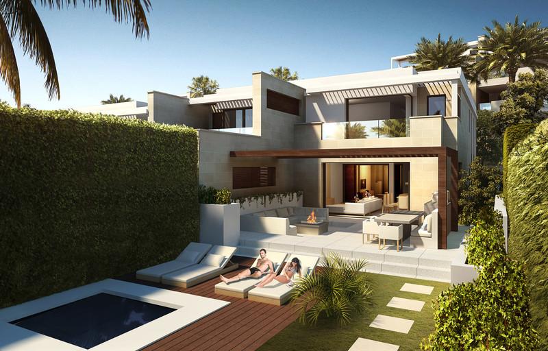Semi-Detached House Estepona