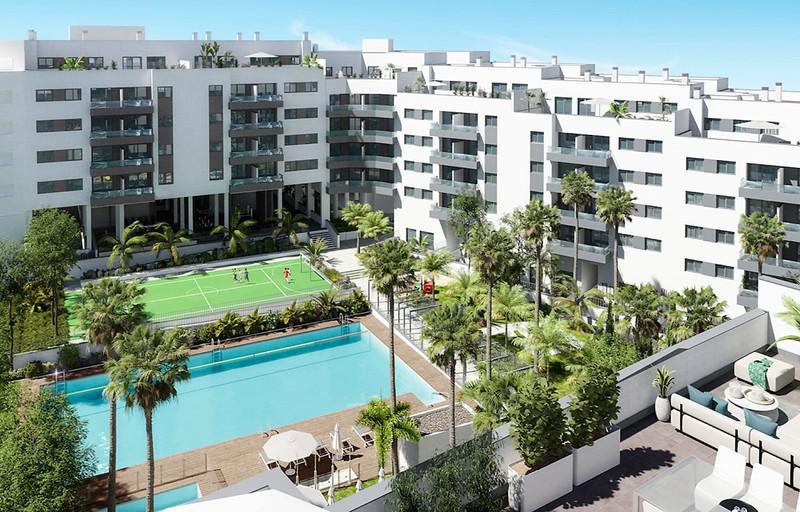 Ground Floor Apartment in Las Lagunas for sale
