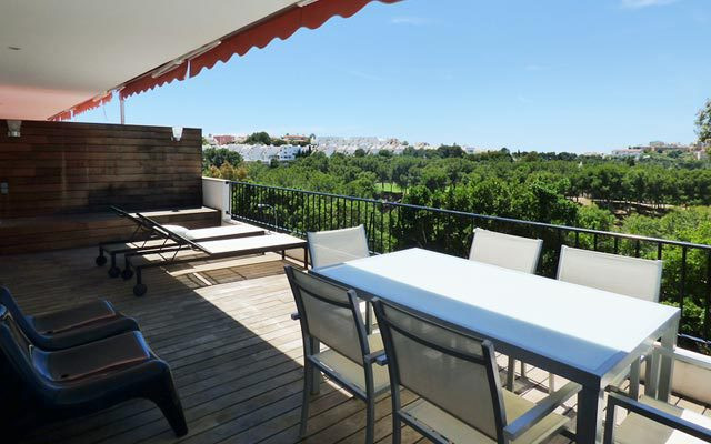 REDUCED BY over €18,500! This stylish penthouse is designed with top quality materials and is perfec,Spain