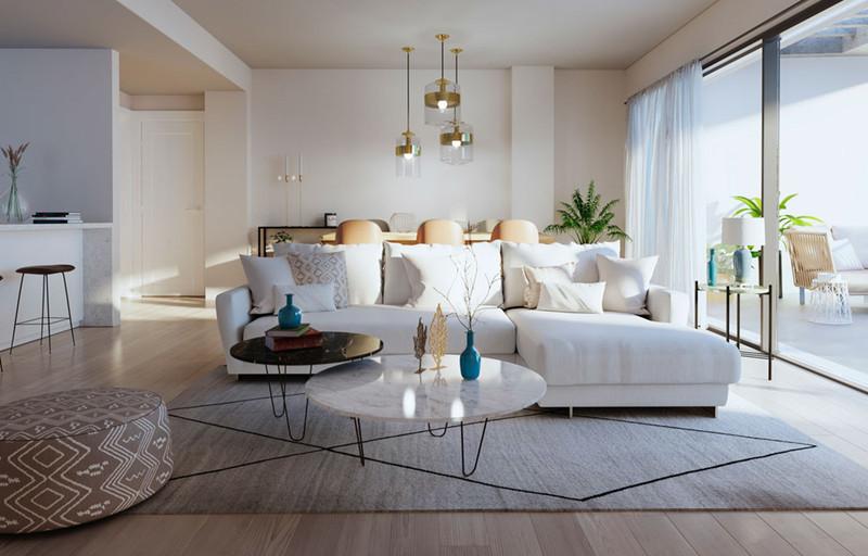 Middle Floor Apartment La Cala de Mijas