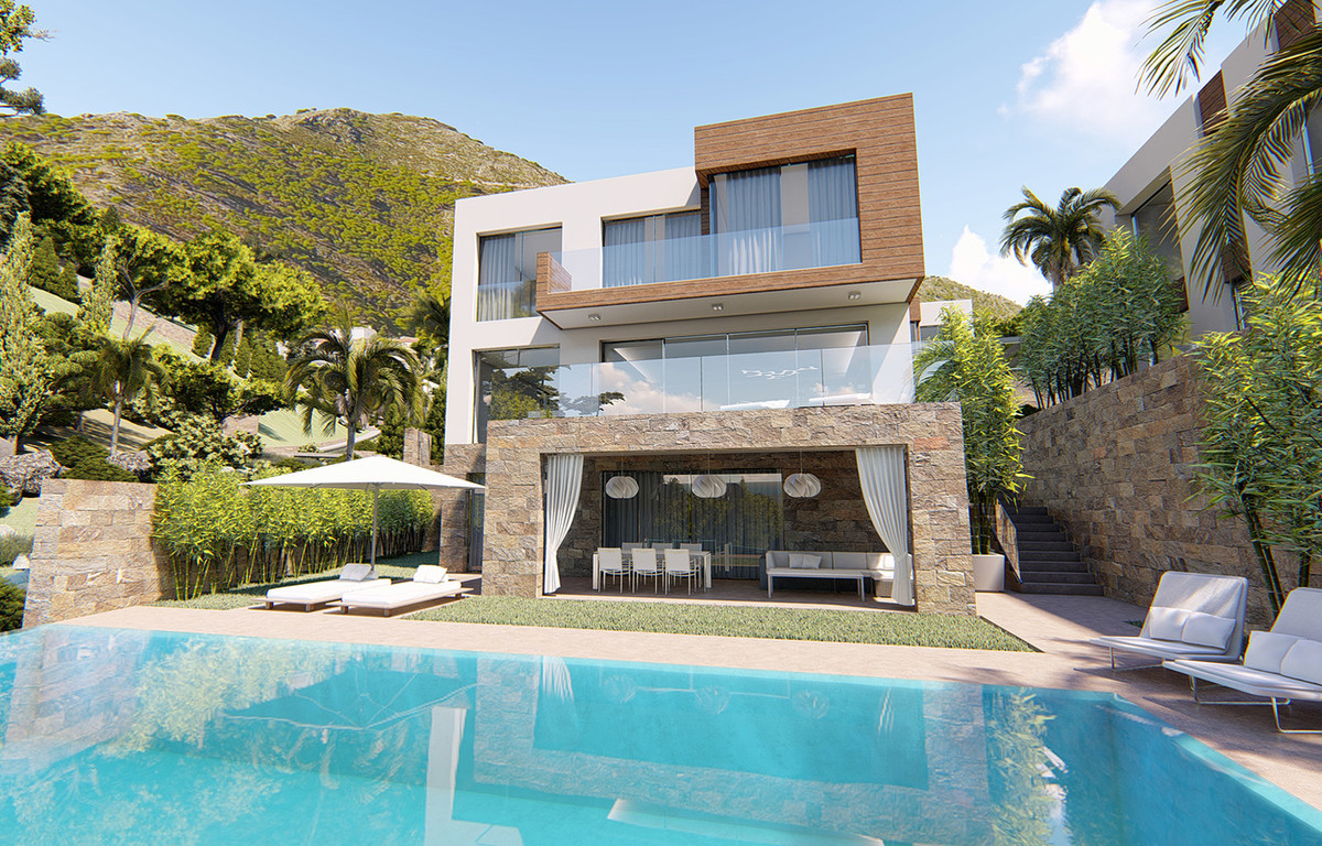 New Development: Prices from €775,000 to €1,025,000. [Beds: 4 - 5] [Ba,Spain