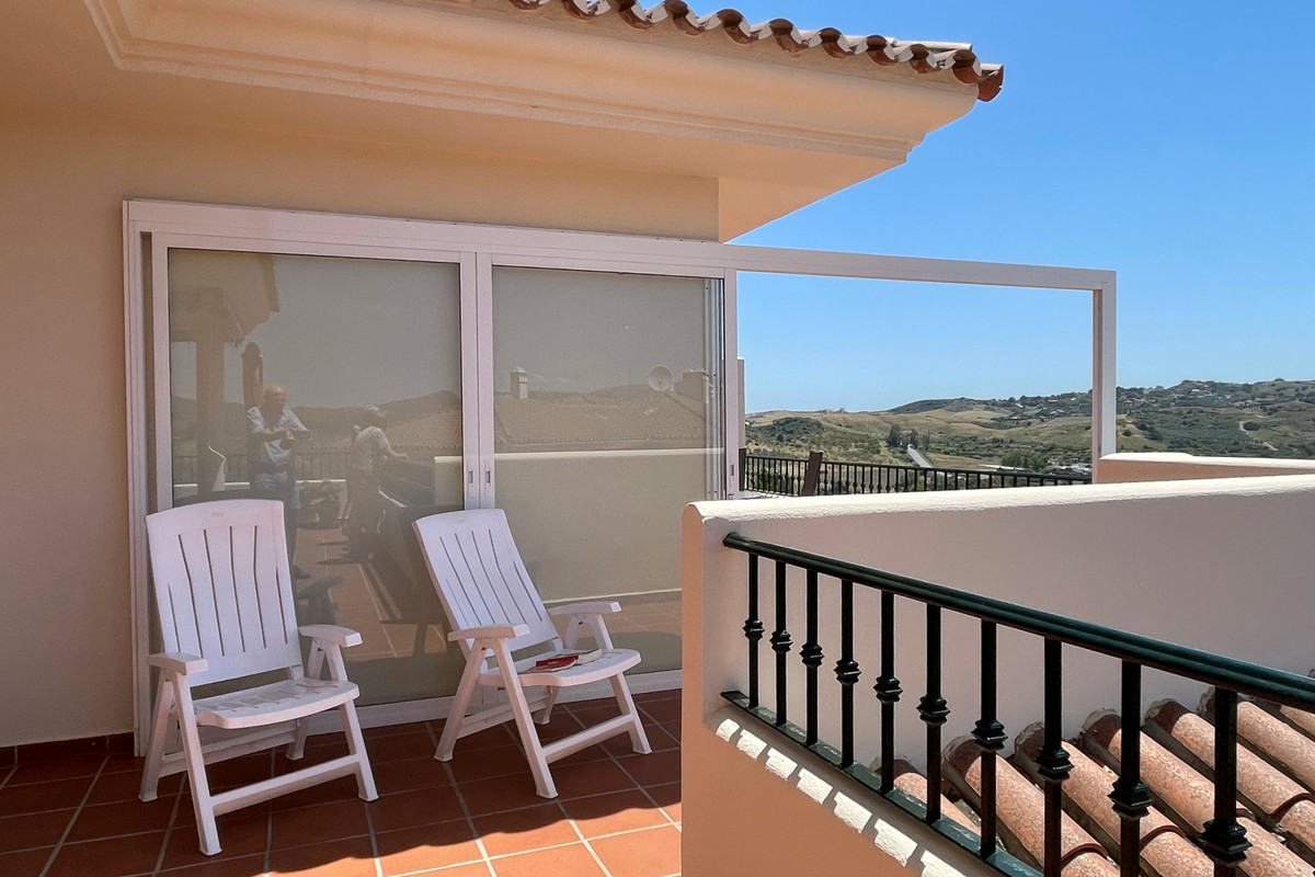 Appartement Penthouse à La Cala Hills, Costa del Sol