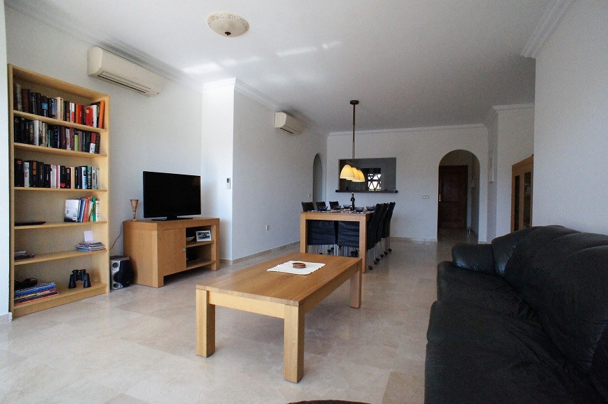 Light and spacious ground floor apartment with a big, one side open terrace, making sure you catch t, Spain