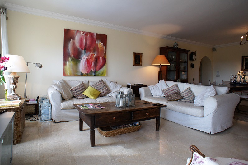 Beautiful and spacious and very attractively priced apartment with great mountain and golf views fro,Spain