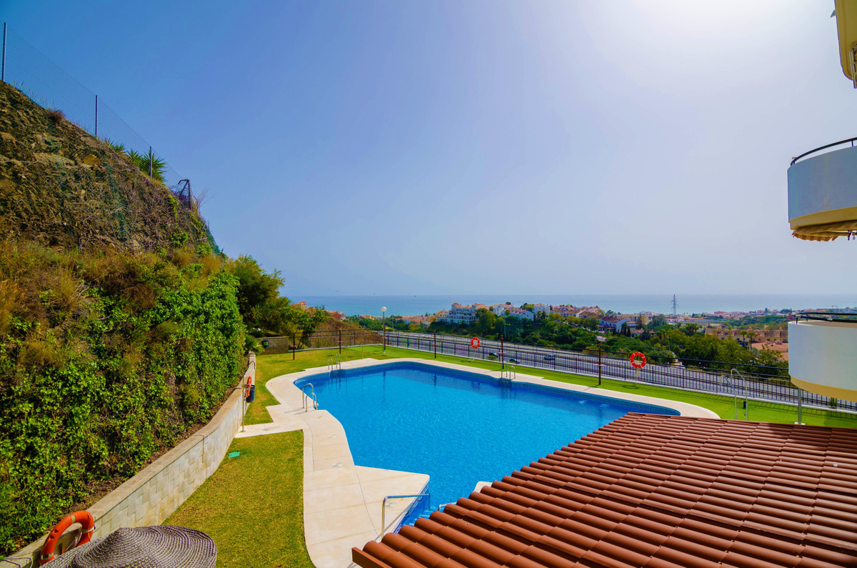 Fantastic penthouse in one of the best and quietest urbanizations in Anoreta, Rincon de la Victoria. Spain