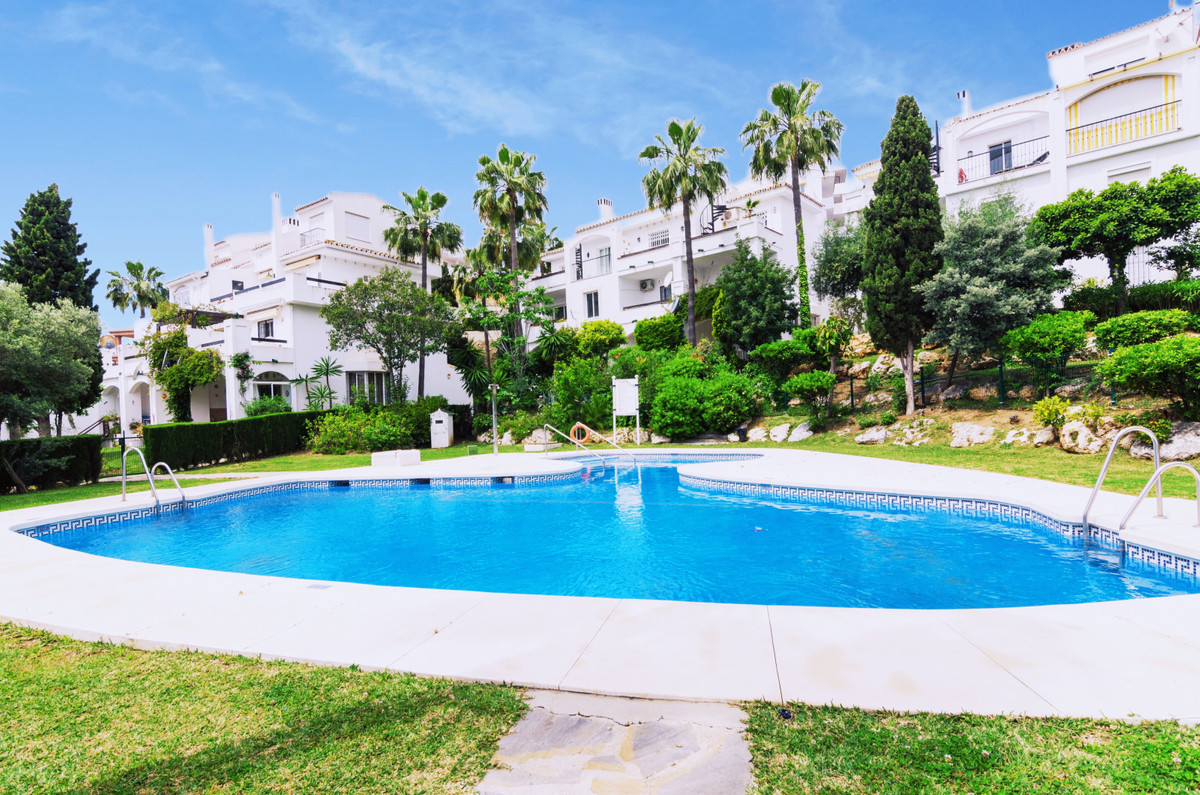 Spacious 100 m² apartment in Mijas, province of Malaga. Because of the space it offers, this apartme,Spain