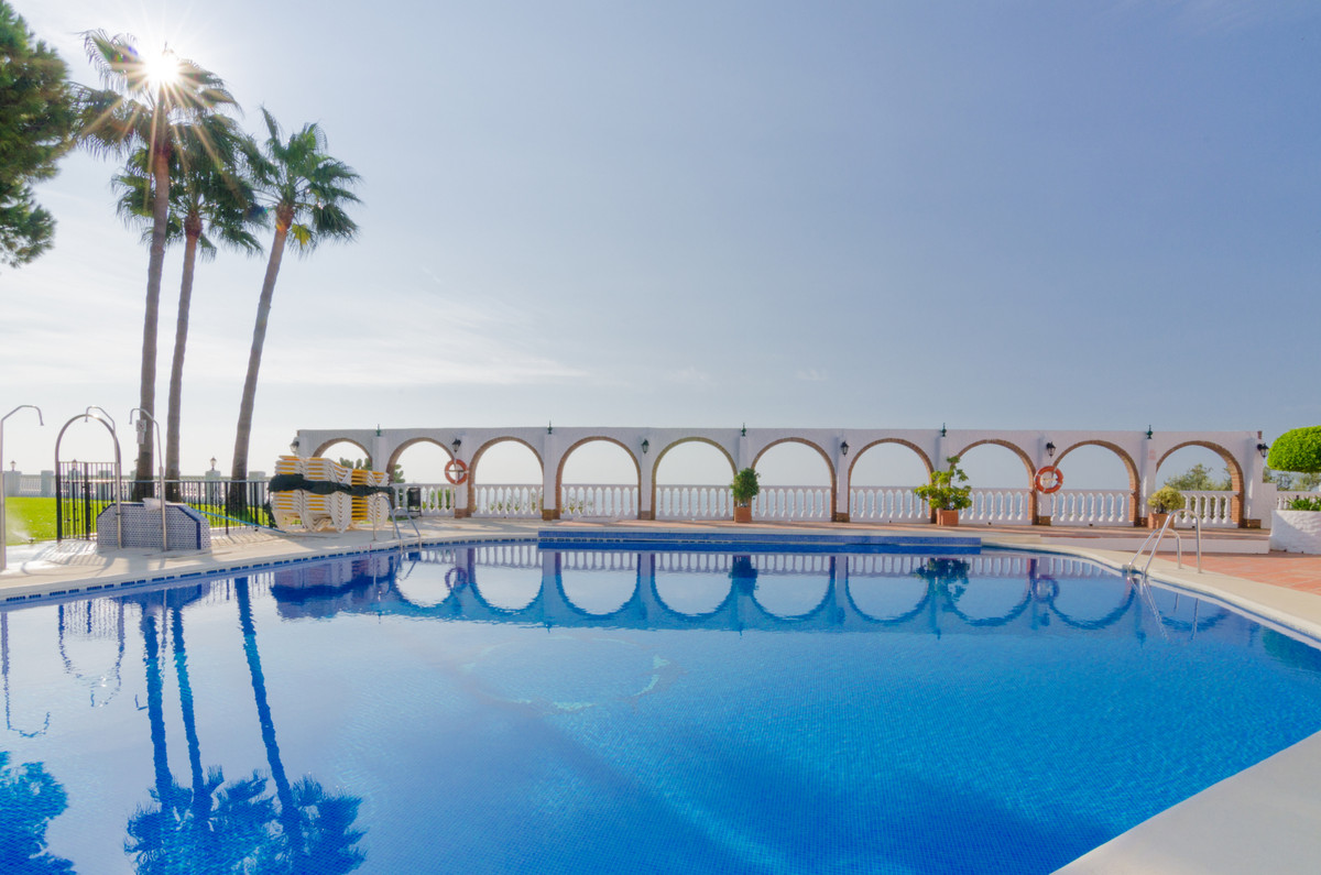Middle Floor Apartment, Benalmadena Pueblo, Costa del Sol. 1 Bedroom, 1 Bathroom, Built 51 m².  Sett, Spain