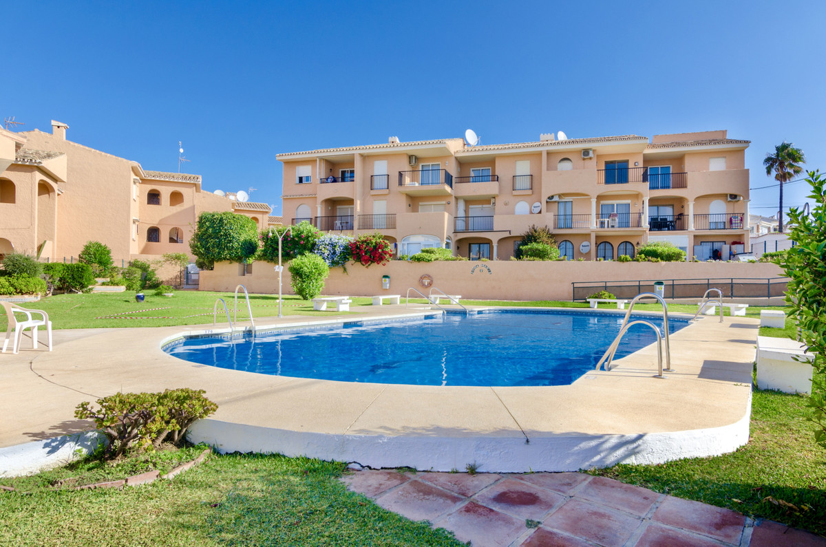 The luxury of living in an urbanization steps from the beach, with pool and gardens Wake up to sea v,Spain