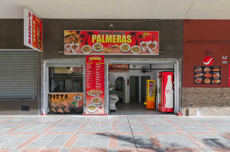 Restaurant in Fuengirola for sale