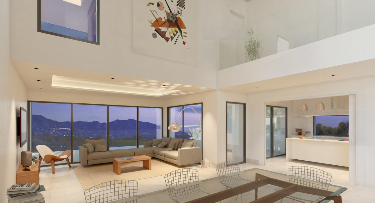 Situated in exclusive area of Calanova Golf, 15 minutes from Fuengirola centre and 20 minutes from M,Spain