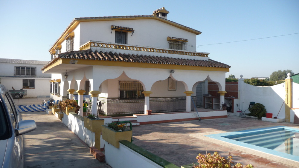 Finca - Cortijo, Mijas, Costa del Sol. 6 Bedrooms, 4 Bathrooms, Built 1400 m².  Setting : Country, C, Spain