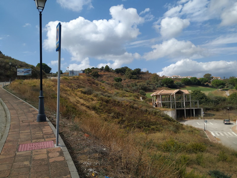 Residential Plot in Mijas Costa