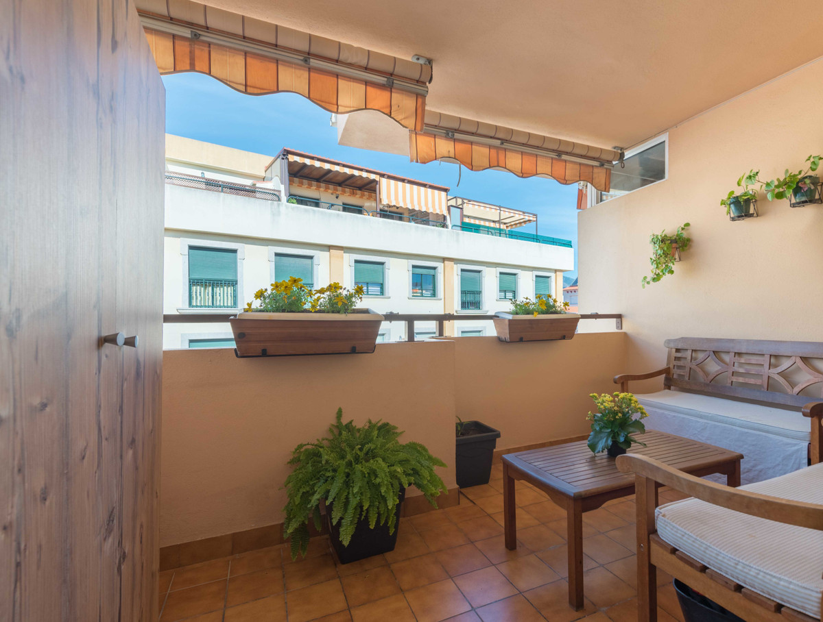 On Margarita Street, this spacious apartment originally had three bedrooms, now two with an extended,Spain