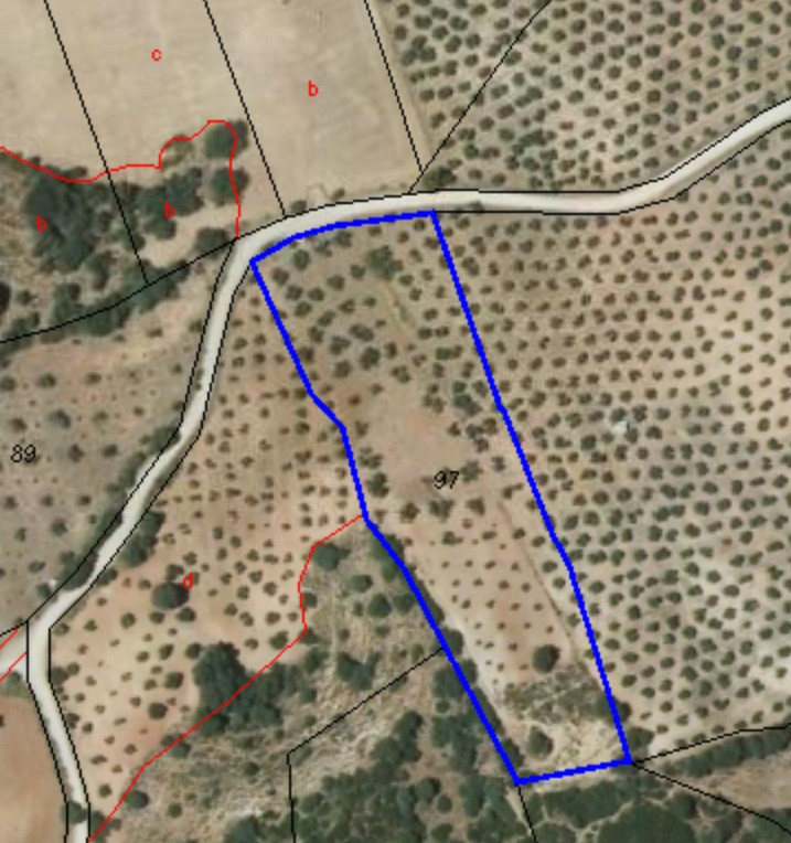 Land, Archidona, Costa del Sol. Garden/Plot 12597 m².  Setting : Country. Orientation : North West. , Spain