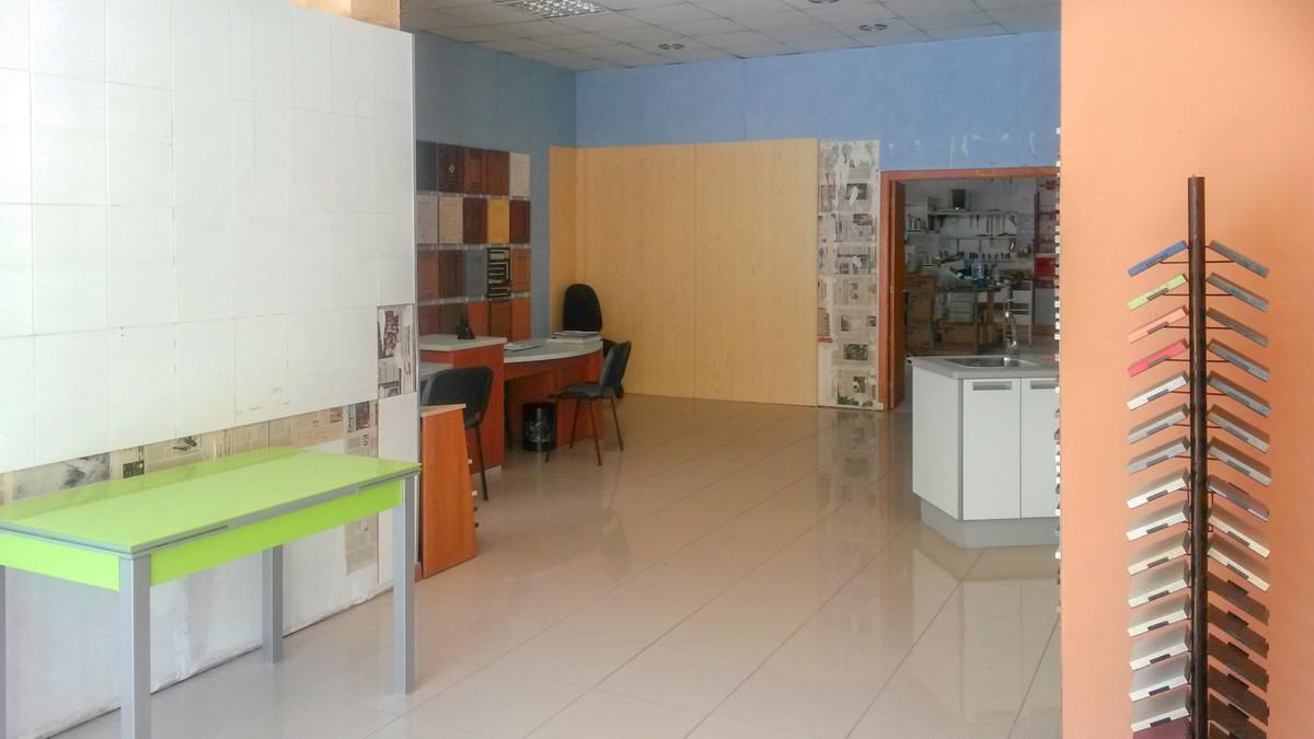 Commercial in Algeciras
