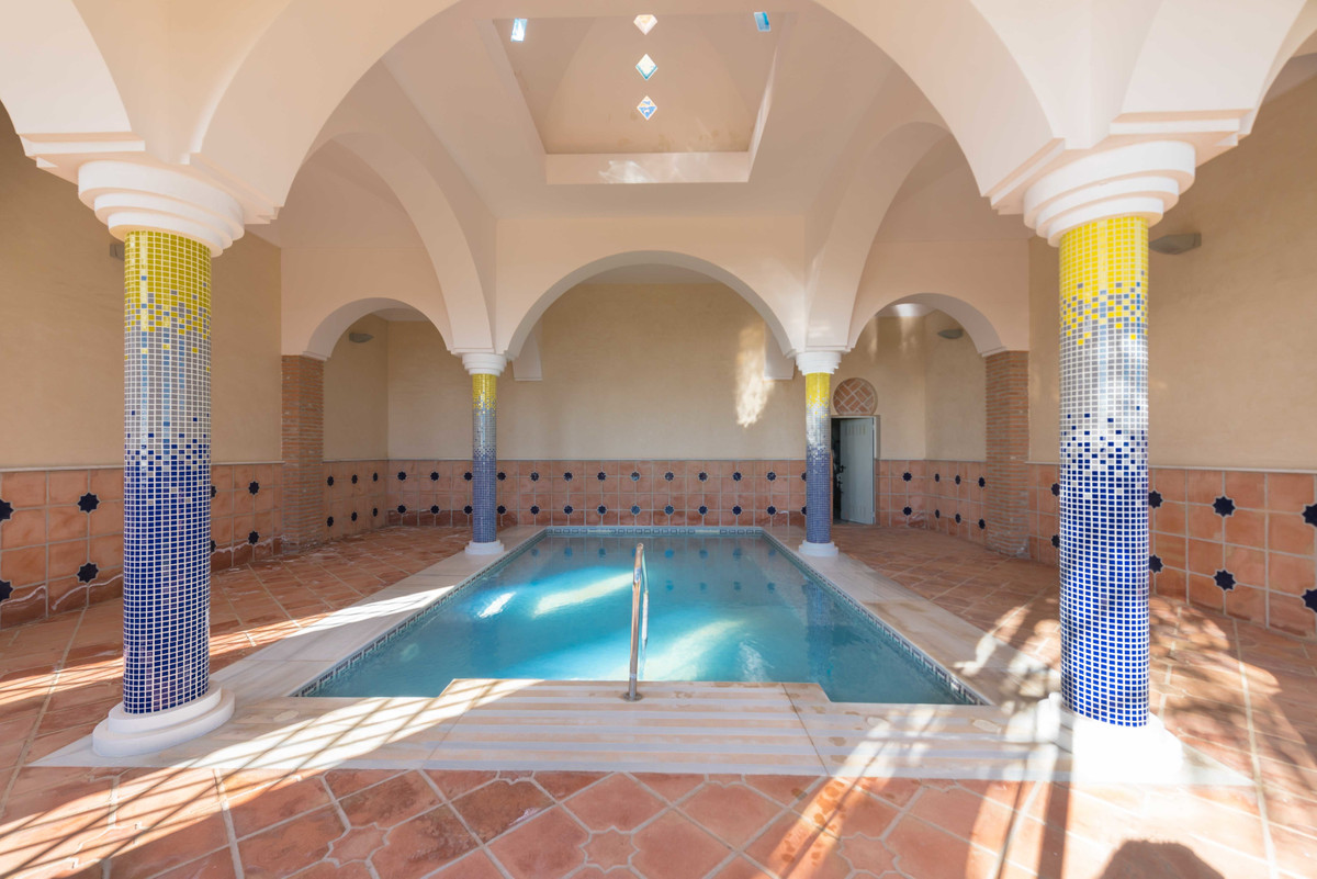 Perfectly located between Malaga and Marbella - is the Castillo del Cerrado, a luxury residential co, Spain