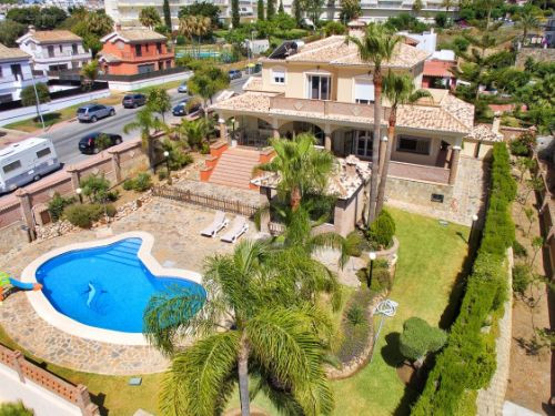 The property is situated in TORREQUEBRADA, in one of the most exclusive enclaves in the area, with gSpain