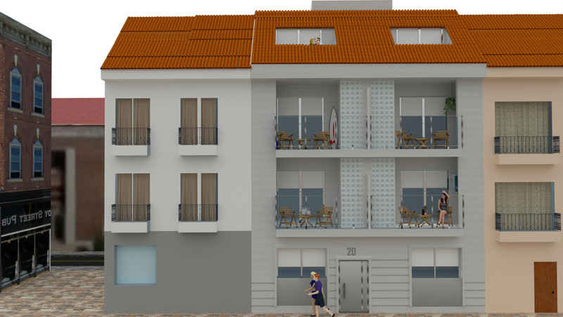 Middle Floor Apartment in Fuengirola