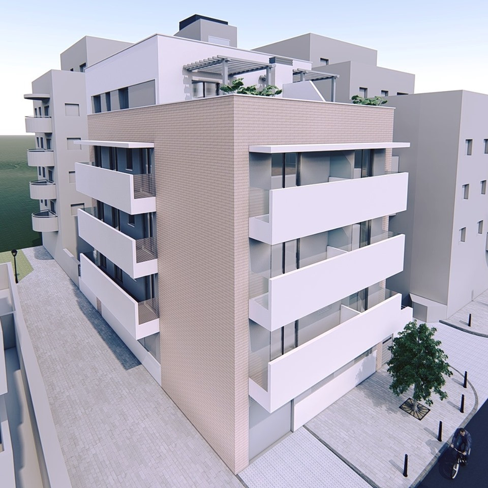 Middle Floor Apartment in Los Boliches