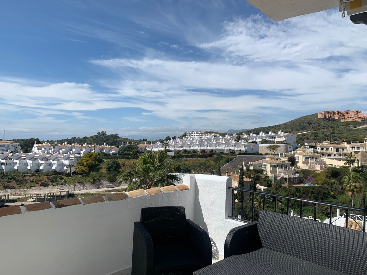 Perfect apartment - back on the market! South west facing, stunning views and generous terrace and s,Spain