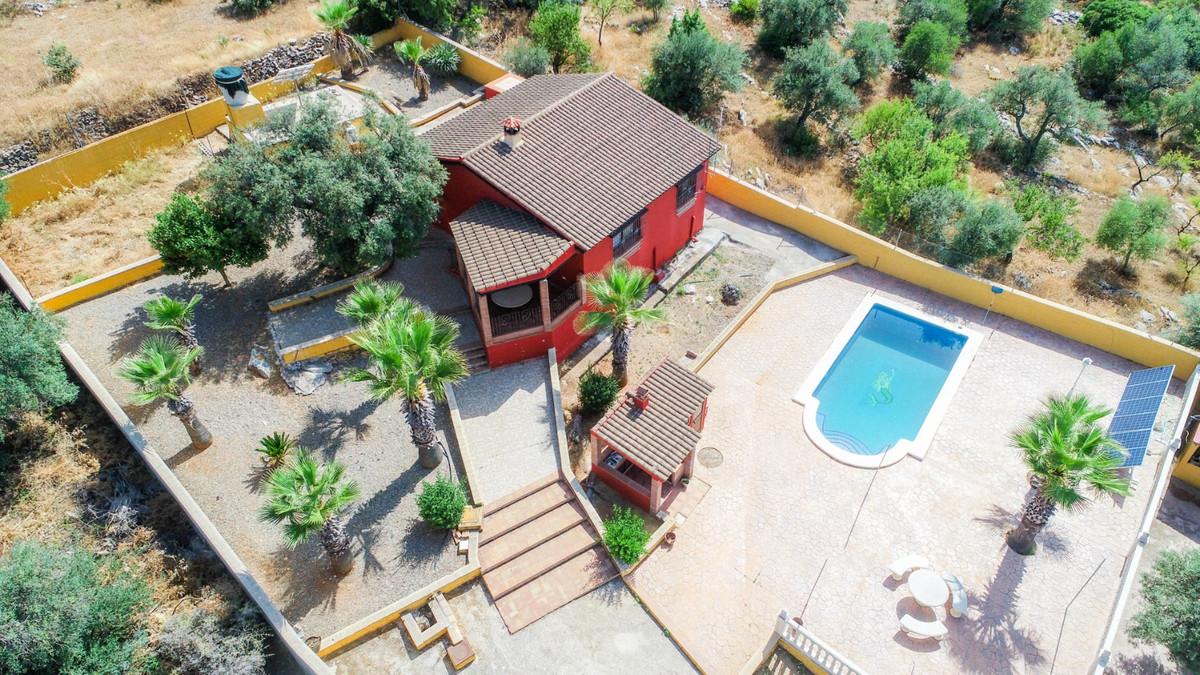 3 Bedroom Finca Villa For Sale Alhaurín el Grande