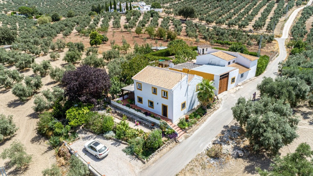 Beautiful Finca with a huge garage located in a very quiet environment, but a few minutes from the t,Spain