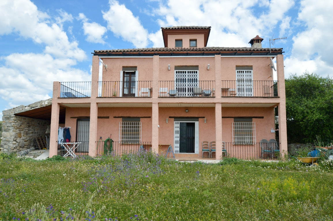 Spacious Finca with panoramic views and located a short distance from the city of Ronda..  It is dis,Spain