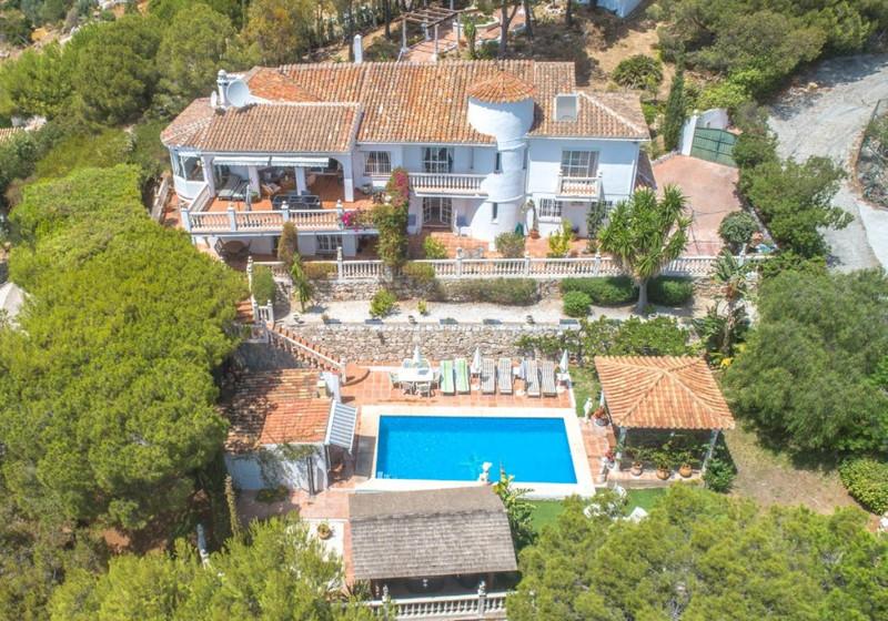 Villa – Chalet a la venta en Mijas – R3473833