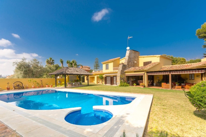 Detached Villa in Mijas Costa
