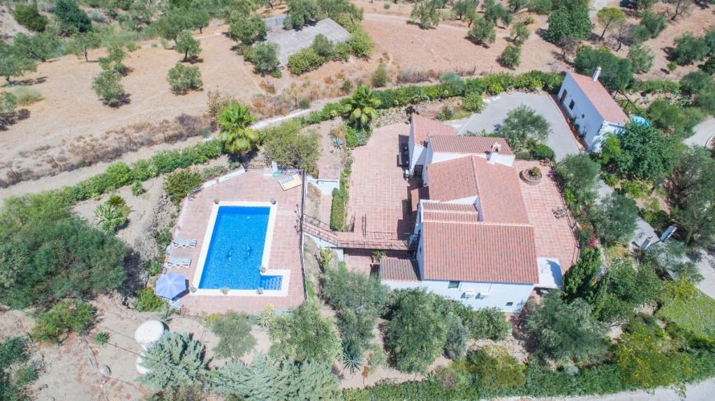 Villa Finca in Pizarra, Costa del Sol