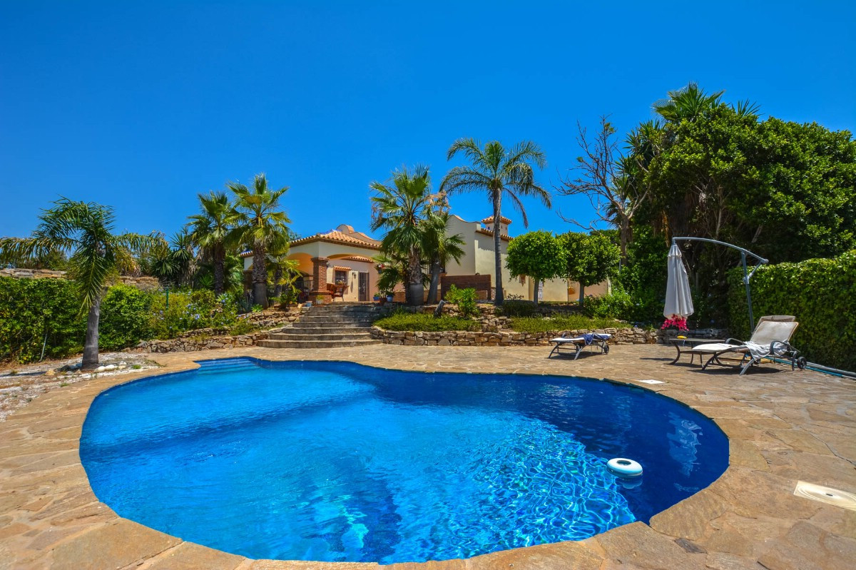 Beautiful rustic style Finca located in a quiet area but a few minutes drive to all services with pa,Spain