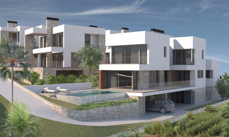 Marbella Banus Villa – Chalet a la venta en Mijas Costa – R3540007