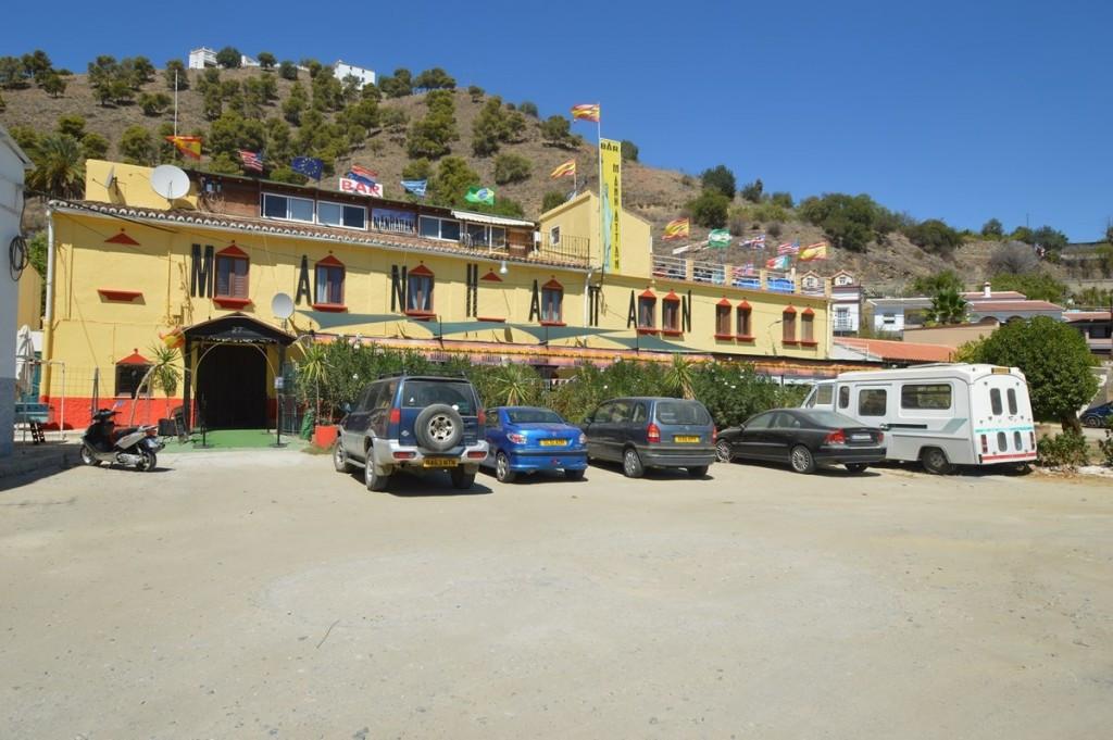 Hotel for sale in Alora R715849